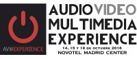 II Feria Audio Video Multimedia Experience 2016